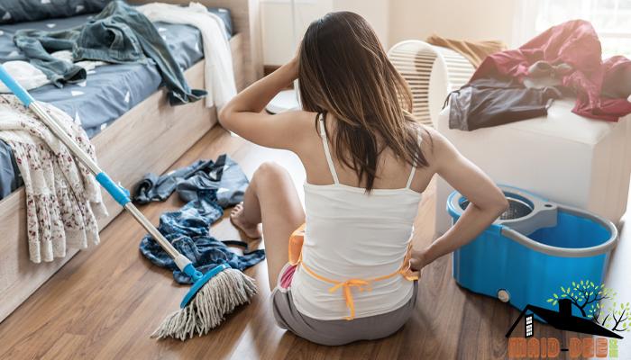 อุปกรณ์ทำความสะอาดที่ควรมีในบ้าน ขาดไม่ได้ maid-dee.com ดูแลบ้าน