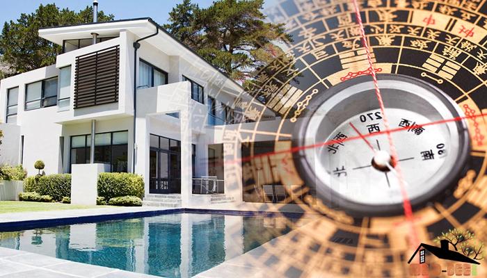 บ้านตามหลักฮวงจุ้ย สร้างอย่างไรอยู่แล้วรวย ??