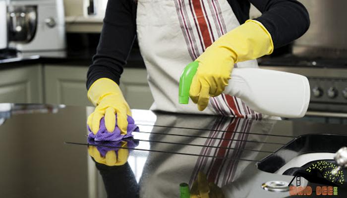 เคล็ดลับครัวสวยแต่งสะอาด ให้น่าทำอาหารที่สุด