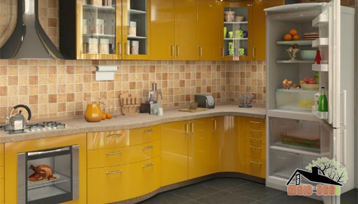 วิธีการดูและรักษาห้องครัว